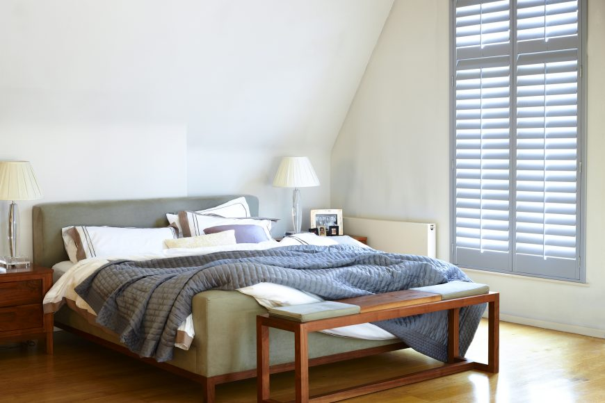 How Shutters Can Benefit Your Health