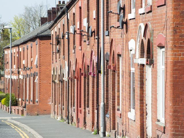 Manchester Terraced Houses – A Firm Favourite