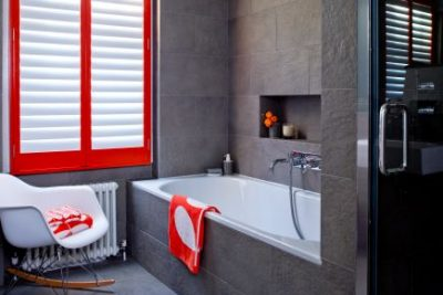 Shutters Combat High Humidity Rooms