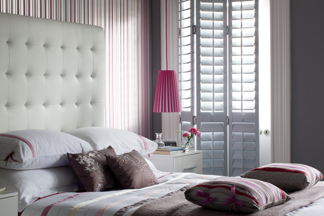 Get a Better Night's Sleep with Shutters