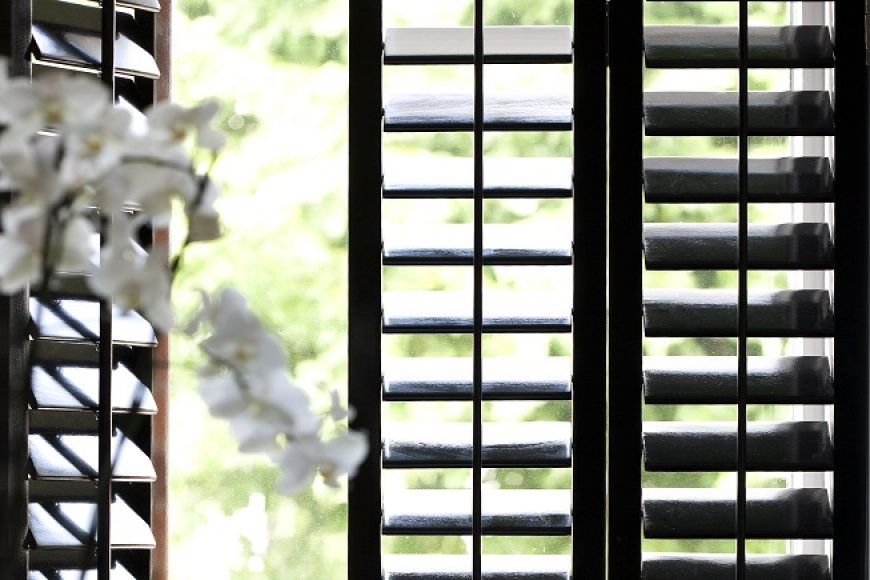 How Shutters Make a Room Look Brighter