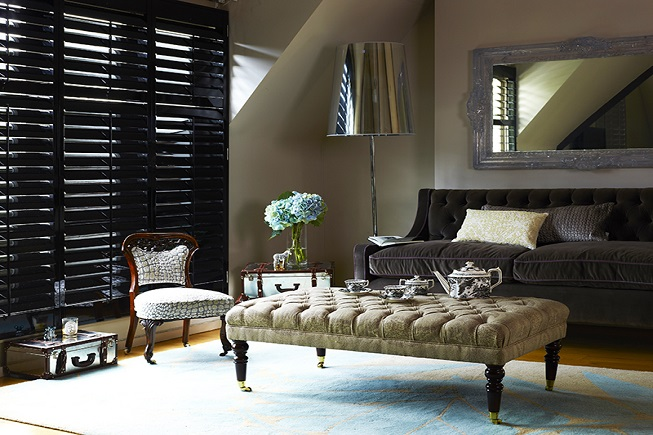 Timeless Style with Shutters