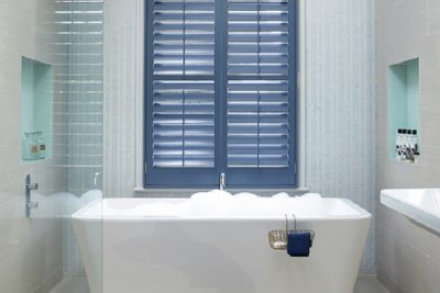 4 Reasons Why Shutters are Great for Bathrooms