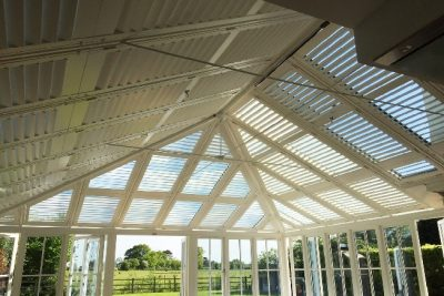 Why you Should Consider Conservatory Shutters