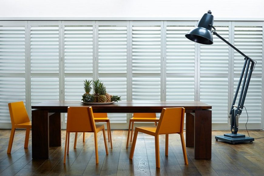 When to Choose White Shutters