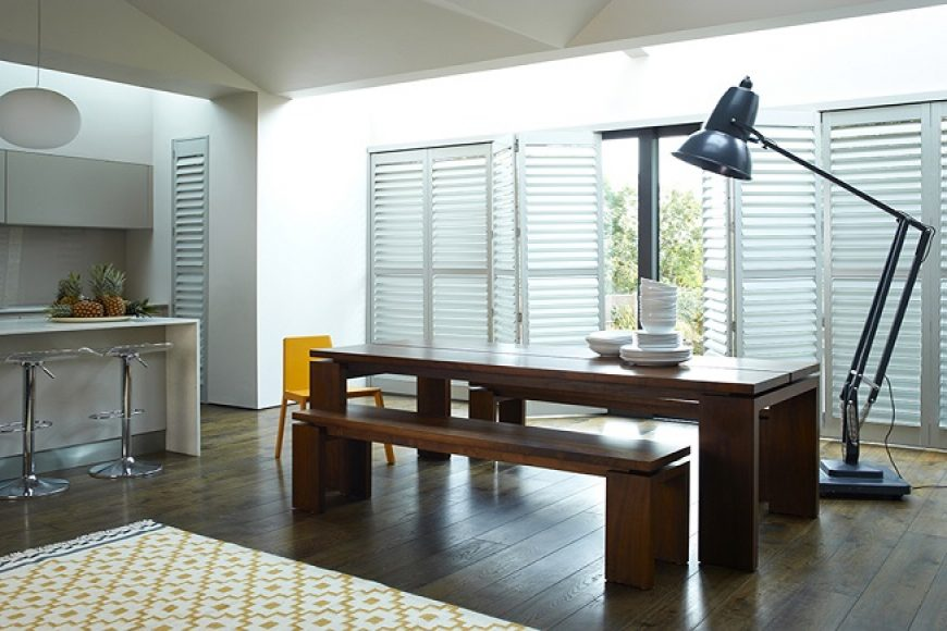 Why Shutters Work Well in City Homes
